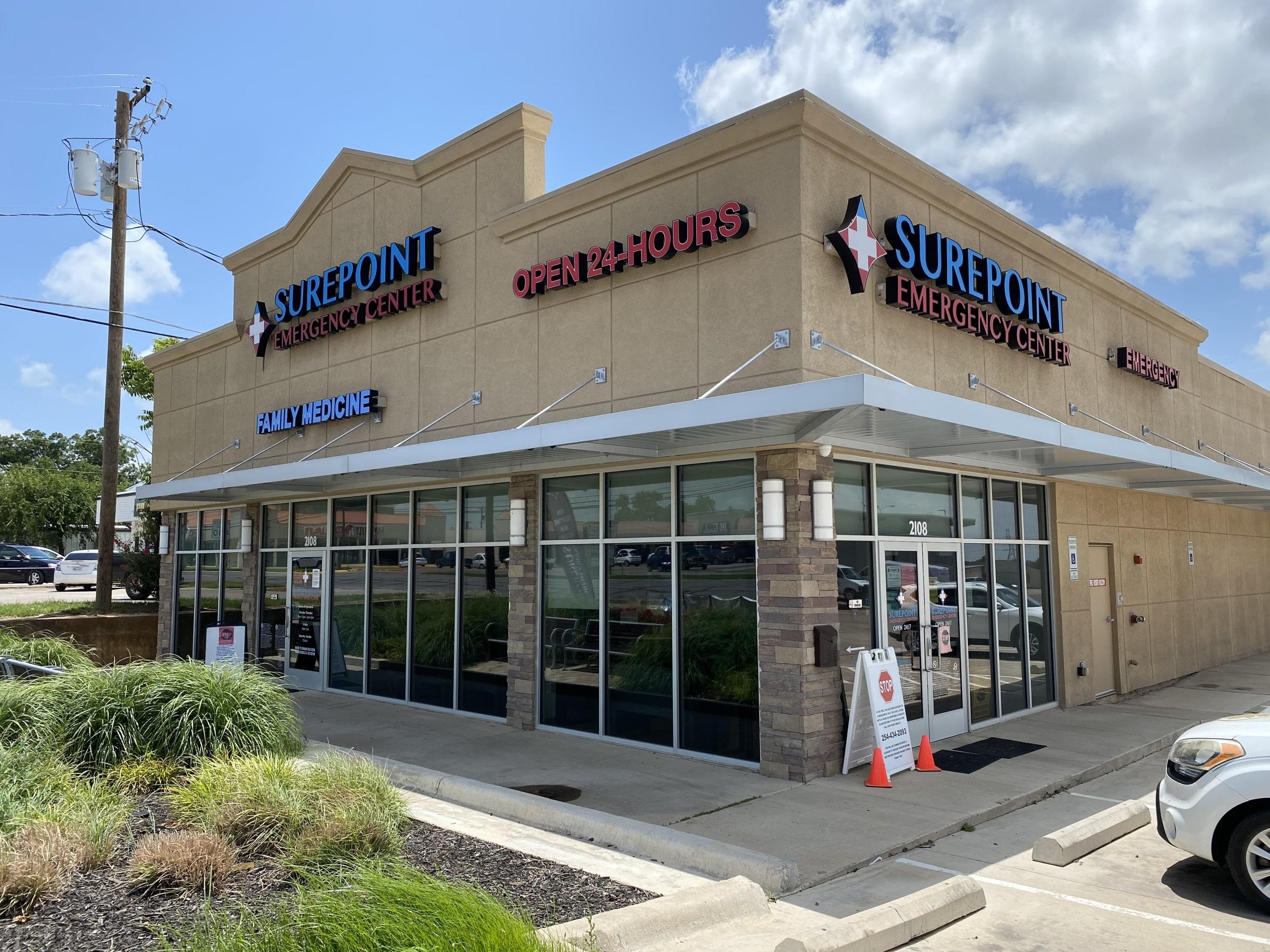 Surepoint Emergency Center Stephenville