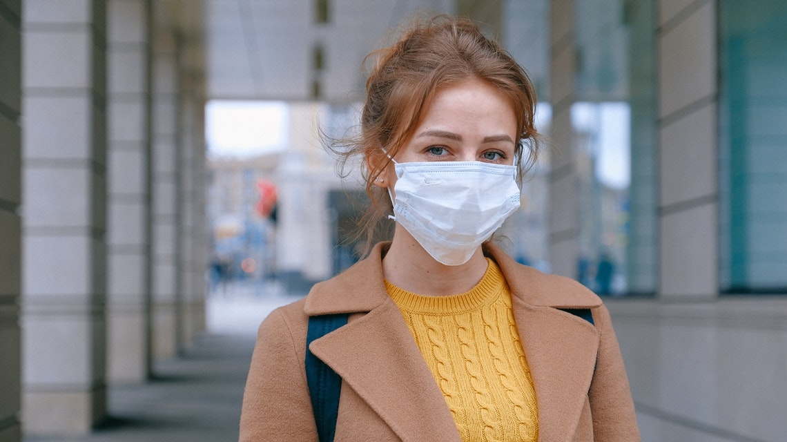 What Type Of Face Mask You Should Be Wearing, According To CDC