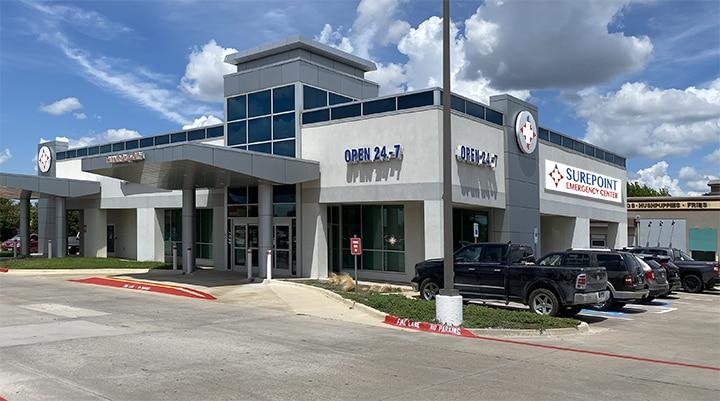 surepoint emergency center North Ft. Worth